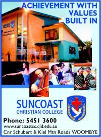 Visit Suncoast Christian College to find out more >>