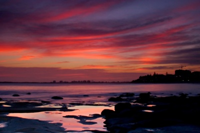 Caloundra sunset