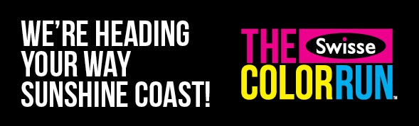 Find out all you need to know about the Sunshine Coast Swisse Color Run 2013 right here >>